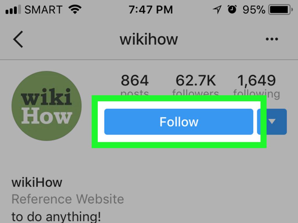 Как в instagram найти человека из своих контактов